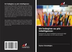 Bookcover of Un'indagine su più intelligenze:
