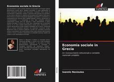 Copertina di Economia sociale in Grecia