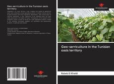 Buchcover von Geo-serriculture in the Tunisian oasis territory