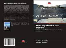 Bookcover of Re-catégorisation des produits