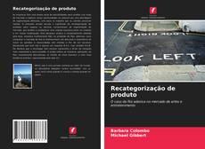 Recategorização de produto kitap kapağı