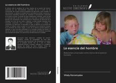 Buchcover von La esencia del hombre
