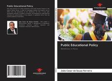 Bookcover of Public Educational Policy