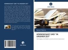 """Portada del libro de HEMMINGWAY UND """"IN UNSERER ZEIT"""""""