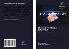 Bookcover of Strategie voor lokale ontwikkeling
