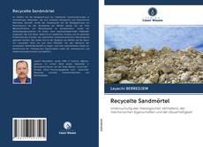 Copertina di Recycelte Sandmörtel
