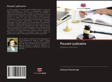 Bookcover of Pouvoir judiciaire