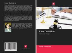 Buchcover von Poder Judiciário