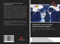 Couverture de Embryonic tumors of the central nervous system