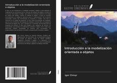 Capa do livro de Introducción a la modelización orientada a objetos