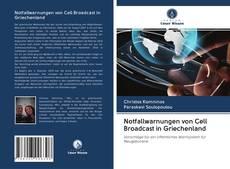 Bookcover of Notfallwarnungen von Cell Broadcast in Griechenland