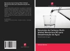 Bookcover of Nanotubo de Carbono Multi-Walled Membrana RO para Dessalinização da Água