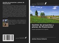 Обложка Gestión de proyectos y planes de financiación