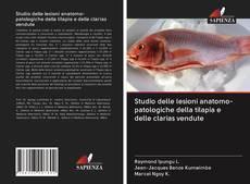 Copertina di Studio delle lesioni anatomo-patologiche della tilapia e delle clarias vendute