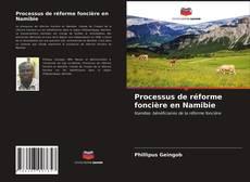 Processus de réforme foncière en Namibie kitap kapağı