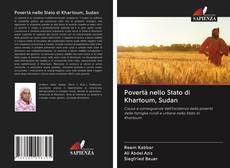 Povertà nello Stato di Khartoum, Sudan kitap kapağı