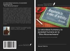 """Buchcover von La naturaleza humana y la sociedad humana en la """" Ética Nicomacheana"""""""