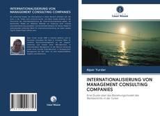 Buchcover von INTERNATIONALISIERUNG VON MANAGEMENT CONSULTING COMPANIES
