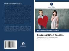 Capa do livro de Kindersoldaten-Prozess
