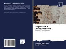 Bookcover of Коррозия в железобетоне