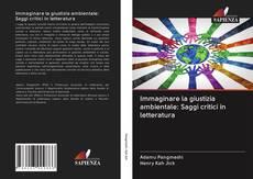 Bookcover of Immaginare la giustizia ambientale: Saggi critici in letteratura
