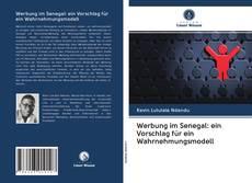 Bookcover of Werbung im Senegal: ein Vorschlag für ein Wahrnehmungsmodell