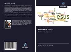 Bookcover of De naam Jezus