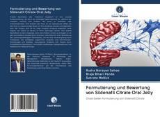 Bookcover of Formulierung und Bewertung von Sildenafil Citrate Oral Jelly