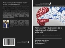 Обложка Formulación y evaluación de la gelatina oral de citrato de sildenafil