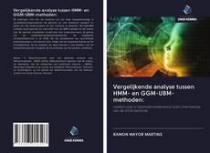 Bookcover of Vergelijkende analyse tussen HMM- en GGM-UBM-methoden: