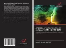 Bookcover of Analiza porównawcza między metodami HMM i GMM-UBM: