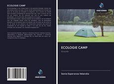 Bookcover of ECOLOGIE CAMP