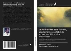 Portada del libro de La enfermedad de la fructosa, el calentamiento global, la arcaea simbiótica y los fructosoides