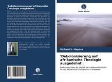 Portada del libro de 'Dekolonisierung auf afrikanische Theologie ausgedehnt'.
