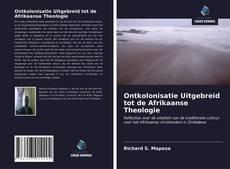 Bookcover of Ontkolonisatie Uitgebreid tot de Afrikaanse Theologie