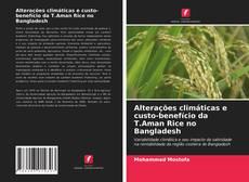 Copertina di Alterações climáticas e custo-benefício da T.Aman Rice no Bangladesh