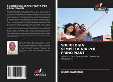 SOCIOLOGIA SEMPLIFICATA PER PRINCIPIANTI kitap kapağı