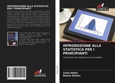 Buchcover von INTRODUZIONE ALLA STATISTICA PER I PRINCIPIANTI