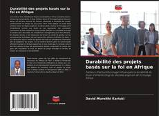 Couverture de Durabilité des projets basés sur la foi en Afrique