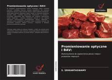 Couverture de Promieniowanie optyczne i BAV: