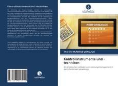 Kontrollinstrumente und -techniken kitap kapağı