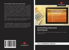 Copertina di Controlling tools and techniques