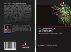 DISCORSO SULLA COSTITUZIONE的封面