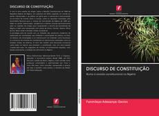 Borítókép a  DISCURSO DE CONSTITUIÇÃO - hoz