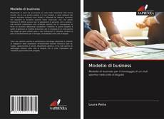 Couverture de Modello di business