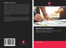 Buchcover von Modelo de Negócio
