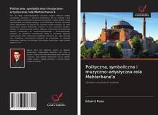 Portada del libro de Polityczna, symboliczna i muzyczno-artystyczna rola Mehterhane'a