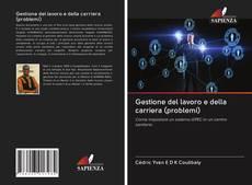 Bookcover of Gestione del lavoro e della carriera (problemi)