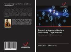 Bookcover of Zarządzanie pracą i karierą zawodową (zagadnienia)