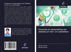 Preventie en behandeling van diabetes en hart- en vaatziekten kitap kapağı